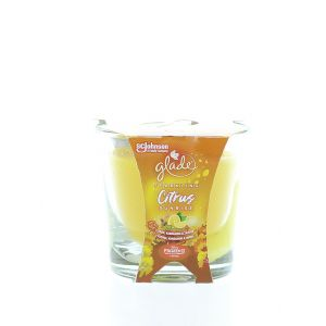 Glade Lumanare odorizanta 129 g Sparkling Citrus Sunrise