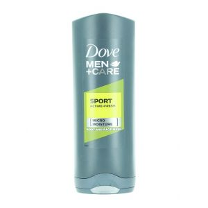 Dove Gel de dus barbati 250ml Men+Care Sport Active+Fresh