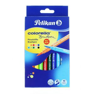 Pelikan Carioca Colorella Super Brush 10buc/Set C/BP10