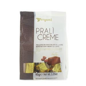Vergani Praline de ciocolata 95 g  Coffee Cream