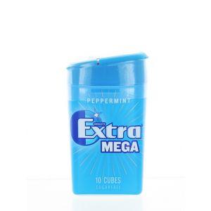 Wrigley's Guma de mestecat 10 buc Extra Mega