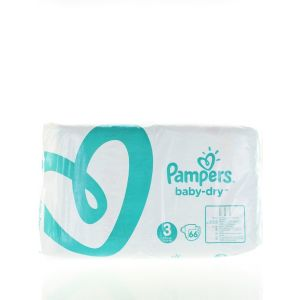 Pampers scutece nr. 3  6-10 kg 66 buc Baby-Dry