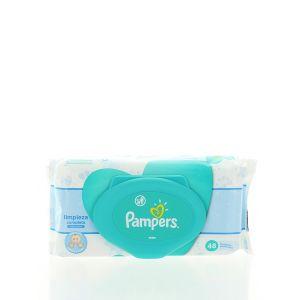 Pampers Servetele umede 48 buc Complete Clean cu capac