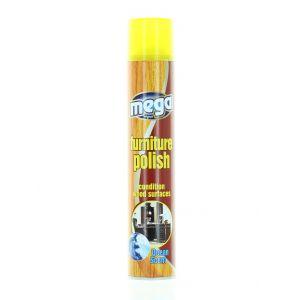 Mega Spray pentru lustruit mobila 400 ml Ocean Scent
