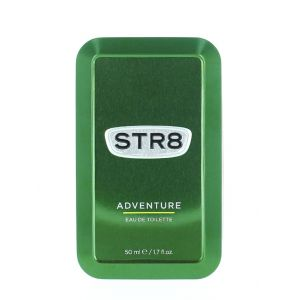 STR8 Parfum in cutie metalica 50 ml Adventure (Design Vechi)