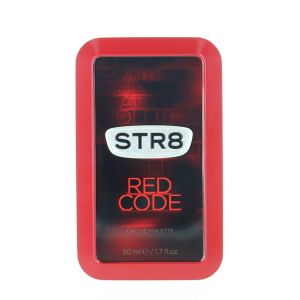 STR8 Parfum in cutie metalica 50 ml Red Code (Design Vechi)