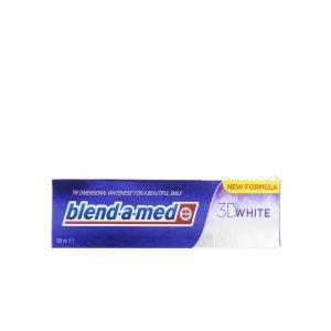 Blend-a-Med Pasta de dinti 100 ml 3D White