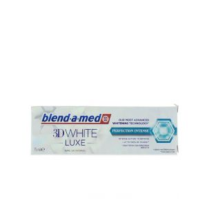 Blend-a-med Pasta de dinti 75 ml 3D White Luxe Perfection Intense