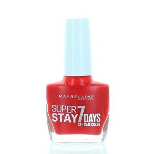 Maybelline Lac de unghii 10 ml Super Stay nr.917 Citrus Cherry