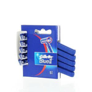 Gillette Aparat de ras Blue II 5 buc