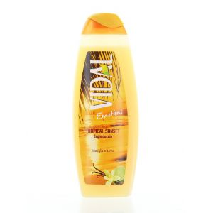 Vidal Gel de dus 500 ml Emotions Tropical Sunset