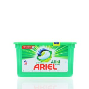 Ariel Detergent capsule 38 buc All in 1 Universal