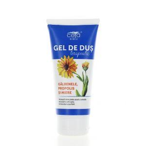 Ceta Gel De Dus Cu Galbenele, Propolis Si Miere 200 ml Bicarbonat Si Fosfolipide (in tub)