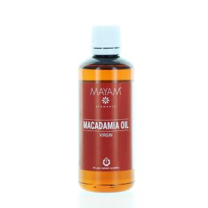 MAYAM Ulei de Macadamia 100 ml Virgin