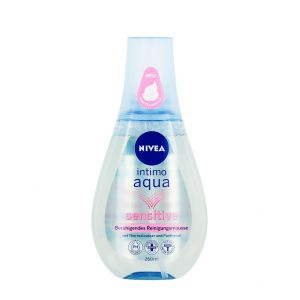 Nivea Spuma intim 250 ml Aqua Sensitive