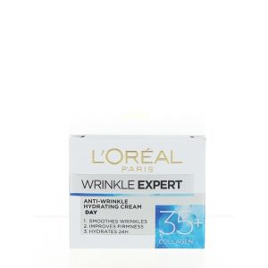 L'oreal Crema antirid de zi 50 ml Expert 35+ Collagen