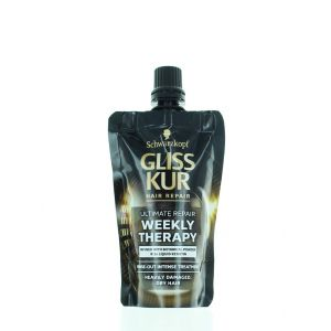 Gliss Tratament de par 50 ml Weekly Therapy (Heavily Damaged&Dry Hair)