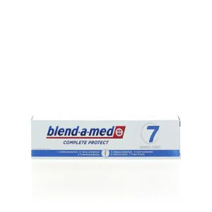 Blend-a-med Pasta de dinti 125 ml Complete Protect 7 Crystal White