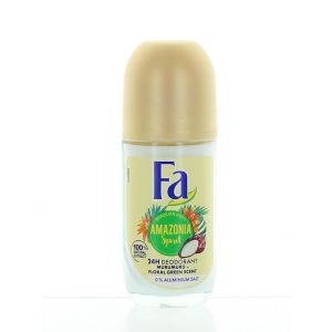 Fa Roll-on femei 50 ml Amazonia Spirit