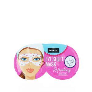 Sence Beauty Masca pentru ochi 6 ml Refreshing
