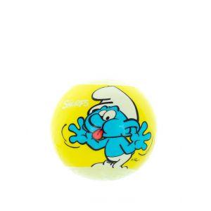 Smurfs Bila efervescenta pentru baie 120 g Yellow