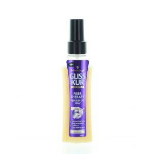 Gliss Spray pentru par bifazic 100 ml Fiber Therapy
