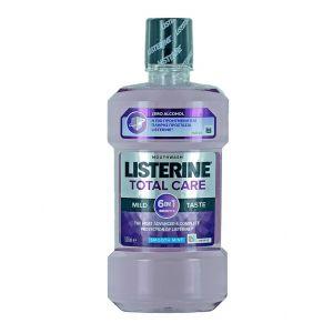 Listerine Apa de gura 500 ml Total Care 6in1 Mild Smooth Mint