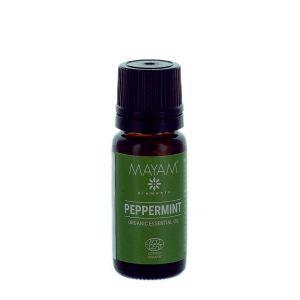 MAYAM Ulei esential de Menta 10 ml Organic