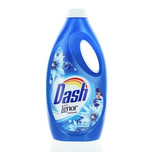 Dash Detergent lichid 1540 ml 28 spalari Lenor Ocean Breeze