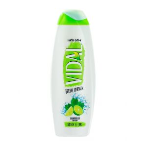 Vidal Gel de dus 500 ml Menta&Lime