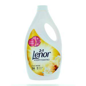 Lenor Detergent Lichid 1870 ml 34 spalari Gold Orchid
