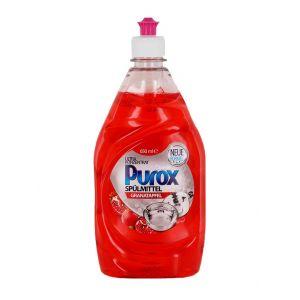 Purox Detergent pentru vase 650 ml Granatapfel