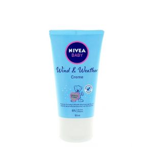 Nivea Baby Crema 50 ml Wind & Weather (in tub)