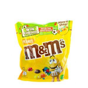 M&M's Arahide invelite in ciocolata cu lapte 268 g