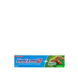 Blend-a-Med Pasta de dinti 50 ml Natural Bio Oak Bark