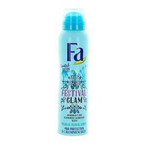 Fa Spray deodorant 150 ml Festival Glam