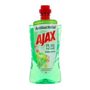 Ajax Detergent Pardoseli Antibacterial 1L Apple
