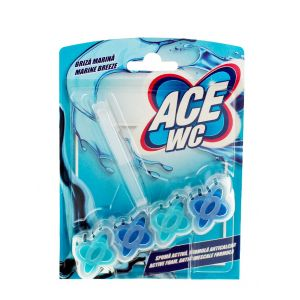 Ace Odorizant wc cu suport 48 g Marine Breeze