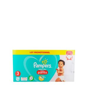 Pampers scutece chilotel nr. 3 6-11 kg 104 buc Baby-Dry