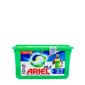 Ariel Detergent Capsule 32 buc All in 1 Active