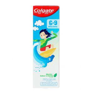 Colgate Pasta de dinti copii 50 ml 6-9 ani Menta