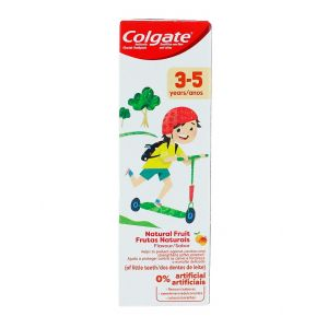 Colgate Pasta de dinti copii 50 ml Natural Fruit 3-5 ani