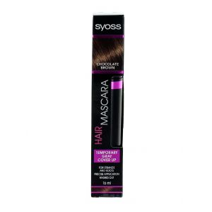 Syoss Colorant de par temporar tip mascara 16 ml Chocolate Brown
