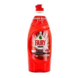 Fairy Detergent pentru vase 650 ml Fructe de padure rosii