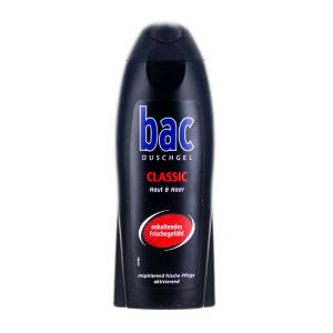 Bac Gel de dus barbati 250 ml Classic