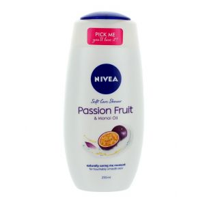 Nivea Gel de dus 250 ml Passion Fruit & Monoi Oil