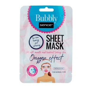 Sence Beauty Masca de fata 20 ml Oxgen Effect Roz