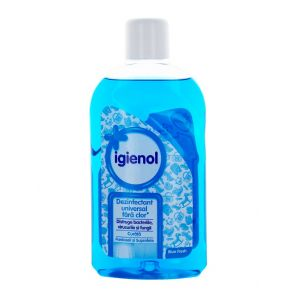 Igienol Dezinfectant Universal 1 L Fara Clor Blue Fresh