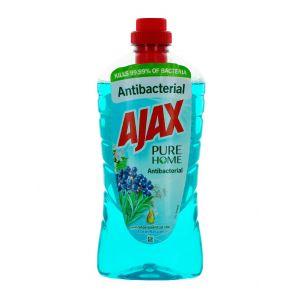 Ajax Detergent Pardoseli Antibacterial 1L Elderflower