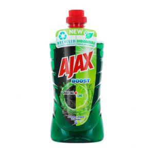 Ajax Detergent Pardoseli 1L Charcoal+Lime